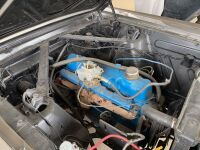 1965 Ford Mustang - partially restored - 34