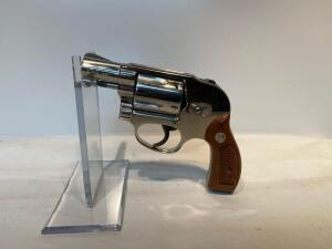Smith & Wesson Model 38 Airweight 38 Spl ctg Revolver