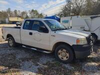 UPDATED INFORMATION: 2007 Ford F-150 Pickup Truck, VIN # 1FTRX12WX7NA49603