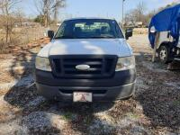 UPDATED INFORMATION: 2007 Ford F-150 Pickup Truck, VIN # 1FTRX12WX7NA49603 - 3