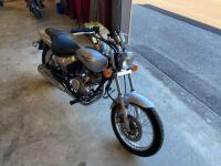2007 Kawasaki Eliminator BN125A Motorcycle - 4