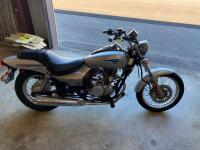 2007 Kawasaki Eliminator BN125A Motorcycle - 5