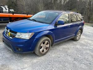2012 Dodge Journey SUV