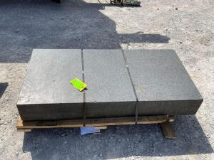 Solid Granite Surface Plate