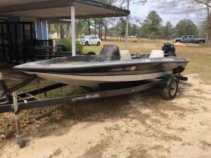 1996 16ft Hydra-Sports Z260 Boat and Trailer - Bank Ordered - Bank Repo!