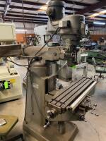 Bridgeport milling machine - 2