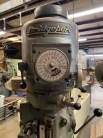Bridgeport milling machine - 4
