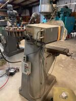Bridgeport milling machine - 8