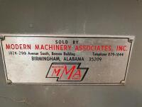 Bridgeport milling machine - 9