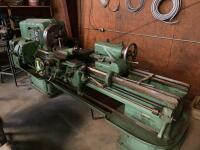 The American Tool Works Lathe