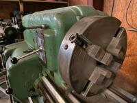 The American Tool Works Lathe - 7