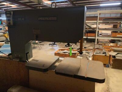 Peerless HVC 40 metal band saw