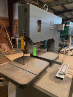 Peerless HVC 40 metal band saw - 3