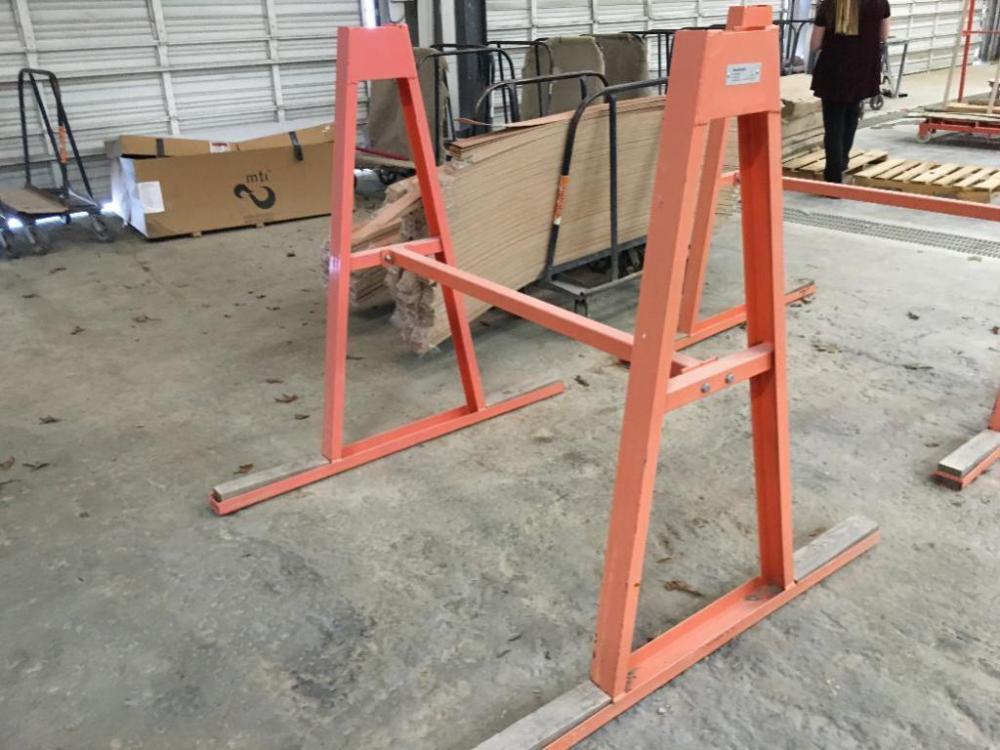 Steel A Frame Granite Rack