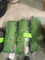 (2) Coleman 6-Person Tent and (1) Coleman 5-Person Tent- Meadow Falls- (2) Coleman 6-Person Tent and (1) Coleman 5-Person Tent- Meadow Falls & Sporting Goods Auction- Overstock and Returns