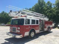 1993 Pierce Arrow Quint Ladder Truck