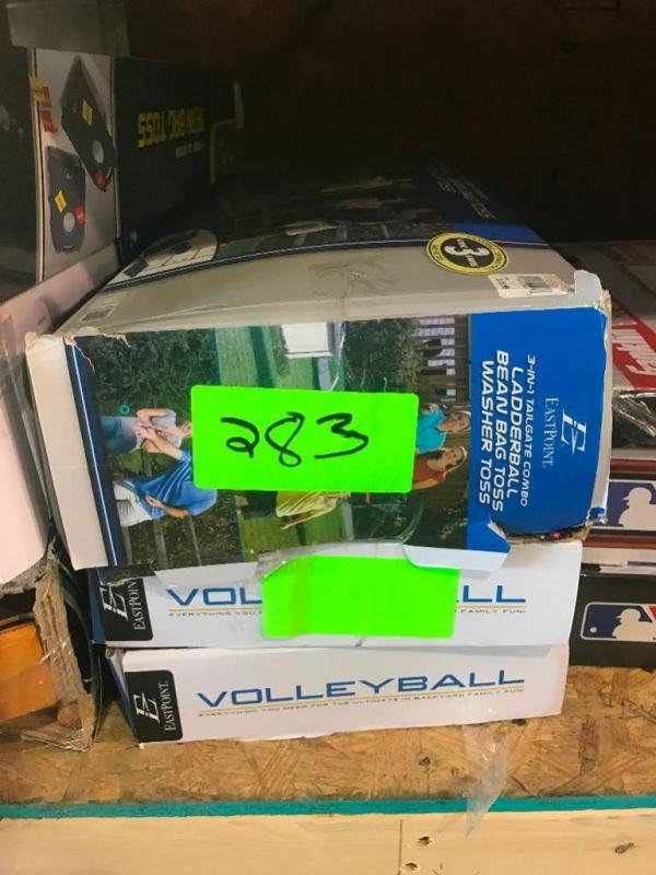 Marvelous Eastpoint Bean Bag Ladder Toss 2 Eastpoint Volleyball Set Ncnpc Chair Design For Home Ncnpcorg