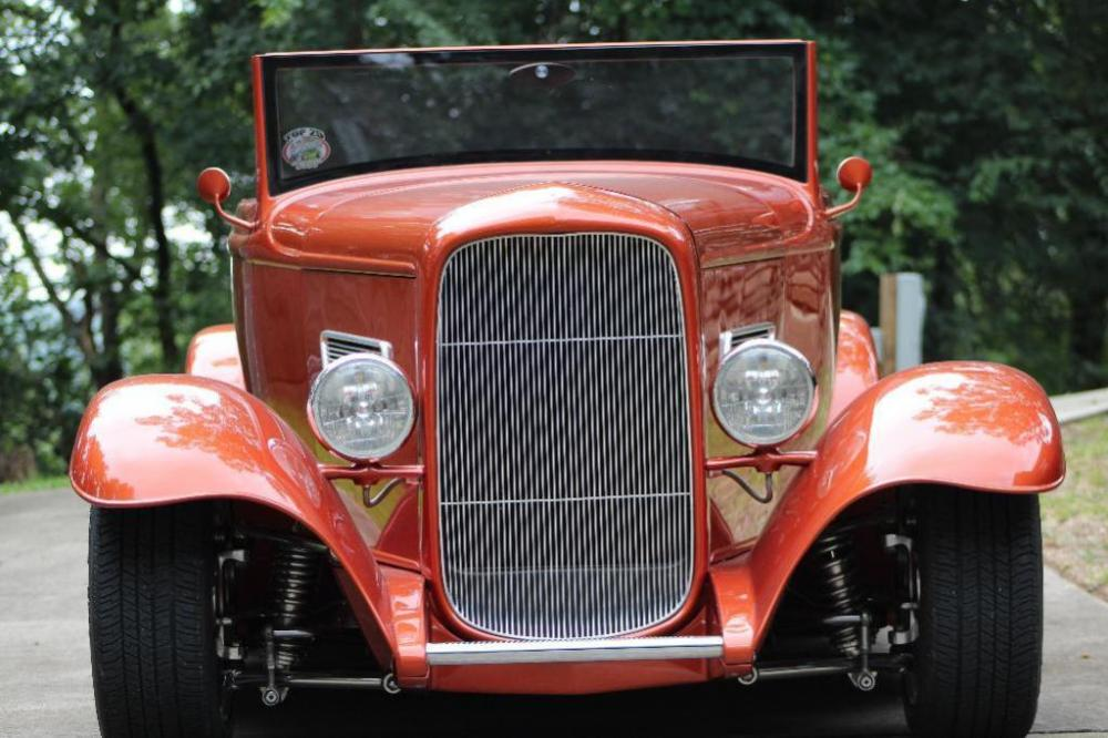 ABSOLUTE!!!! 1932 Ford Cabriolet Street Rod