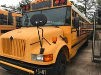 2002 American Transportation Company Diesel School Bus