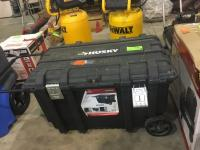 Husky 37in Mobile Tool Job Box