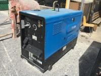 "2009 ""MILLER"" BIG BLUE DIESEL 400D WELDER/GENERATOR ON SKIDS,6300 HOURS,SERIAL # LJ430055E,HAS A DEAD CYLINDER,RUNS AND WELDS"