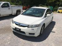 2010 Honda Civic- CNG Only!