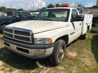 2001 Dodge R2500 Utility Truck