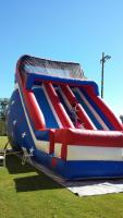 26ft Inflatable Double Slide