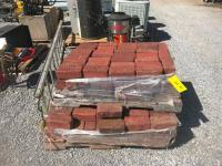 (2) Pallets - Vintage Graves B'HAM ALA Engraved Bricks