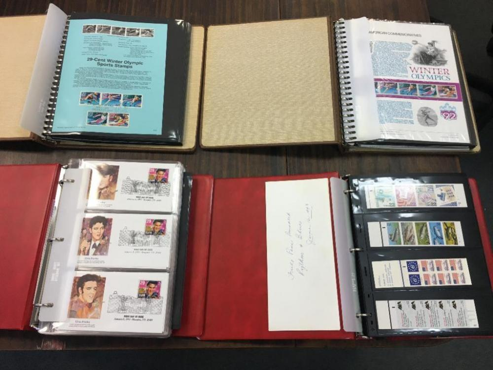 Large Incredible Stamp Collection