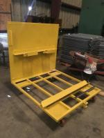 Large HD Metal Rolling Cart - 5ftx4ft