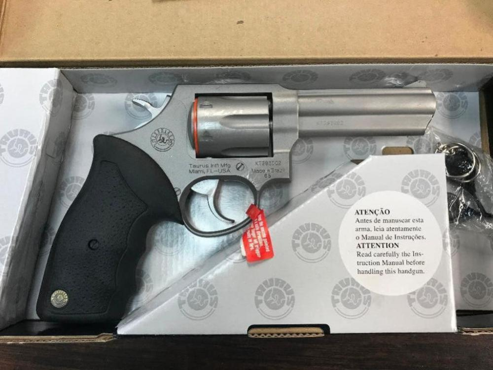 Taurus 65 357 Magnum/38 Special Revolver  NEW