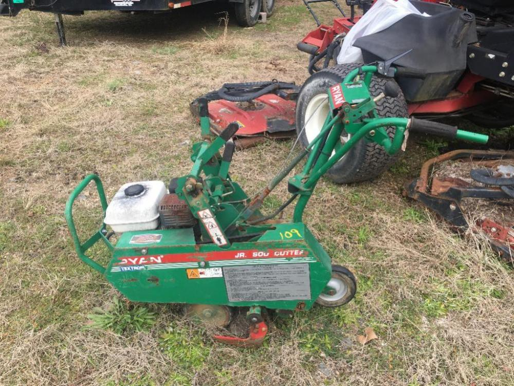 Lot 109 Of 190 2002 Ryan Sod Cutter