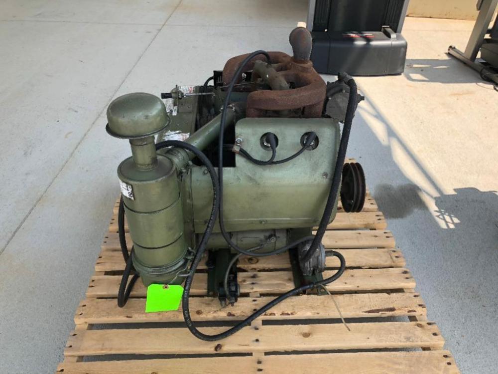 Wisconsin VH4D Motor