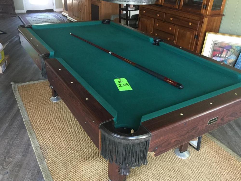 Pool Table - Sportcraft pool table est 1926