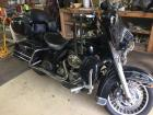 2009 Harley Davidson Ultra Classic Motorcycle, Very Well Maintained