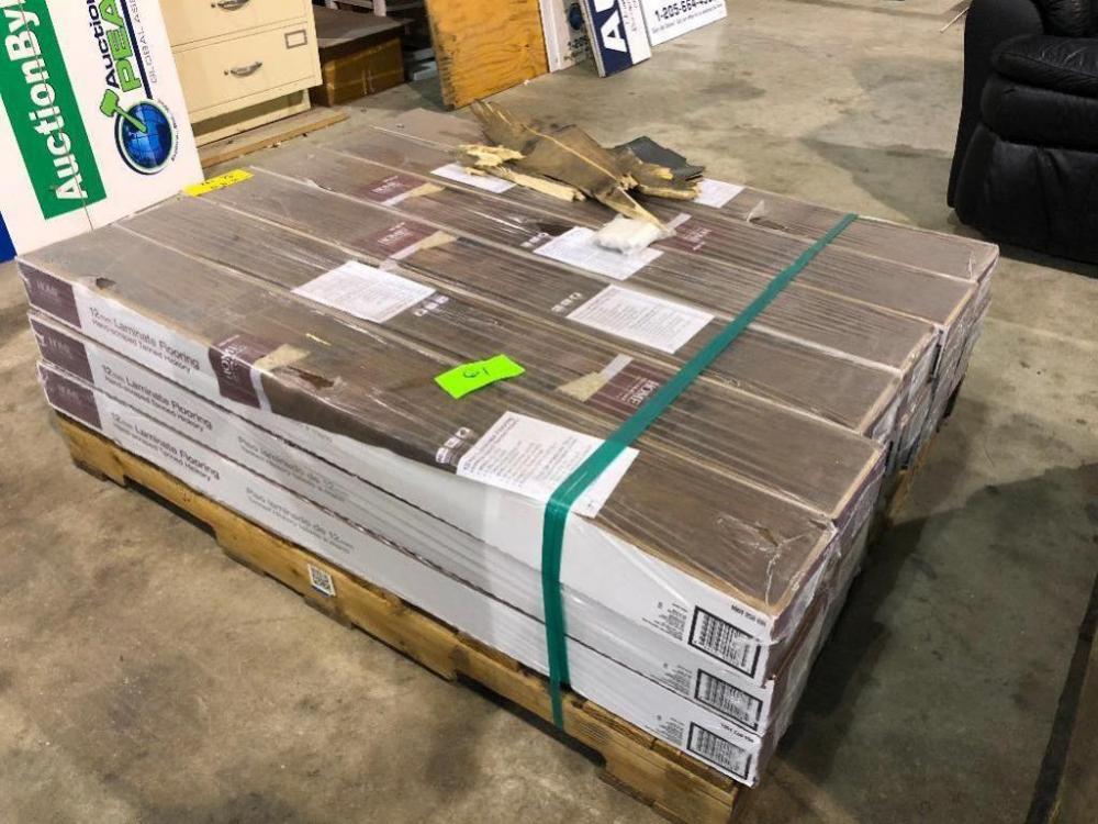 205 664 4300 Cars Trucks Equipment, Pallet Of Laminate Flooring