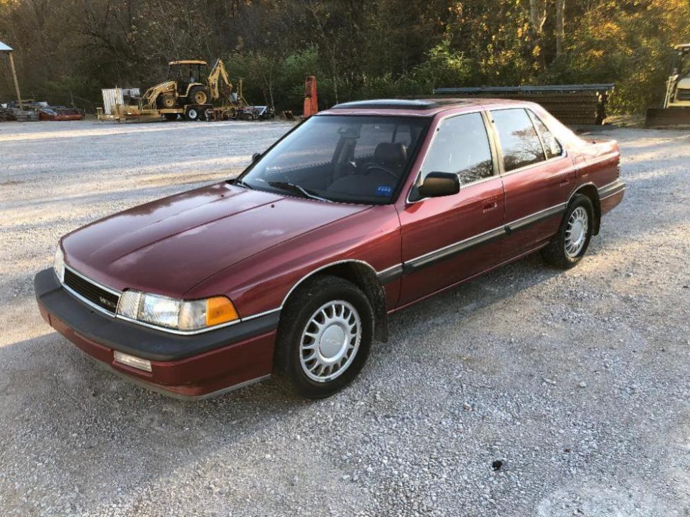 1988 Acura Legend Sedan